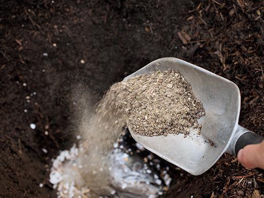 удобрить землю под картофель