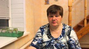 Рассада в улитках и пеленках Юлия Миняева лук-порей