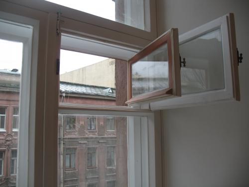 Как подготовить деревянные окна к зиме