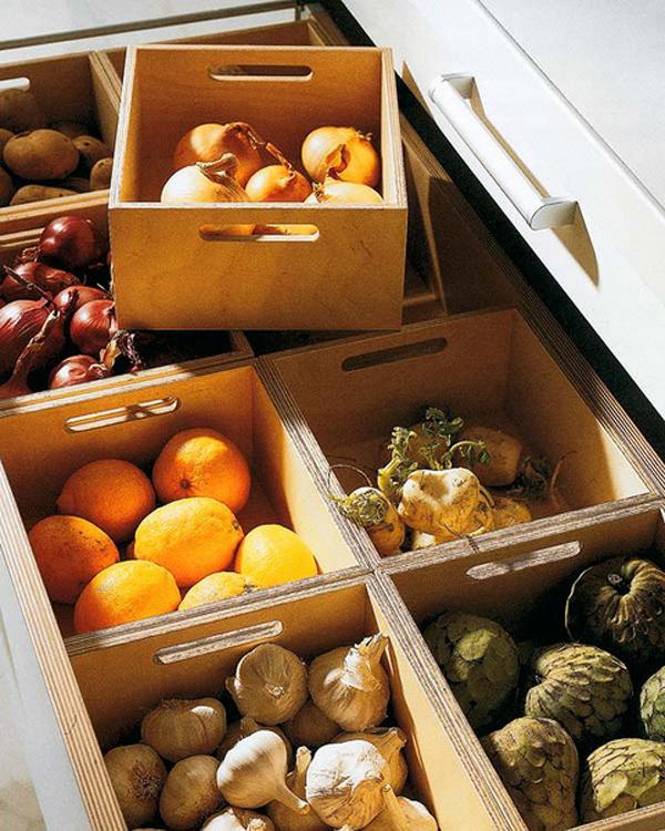 Как увеличить срок хранения фруктов?