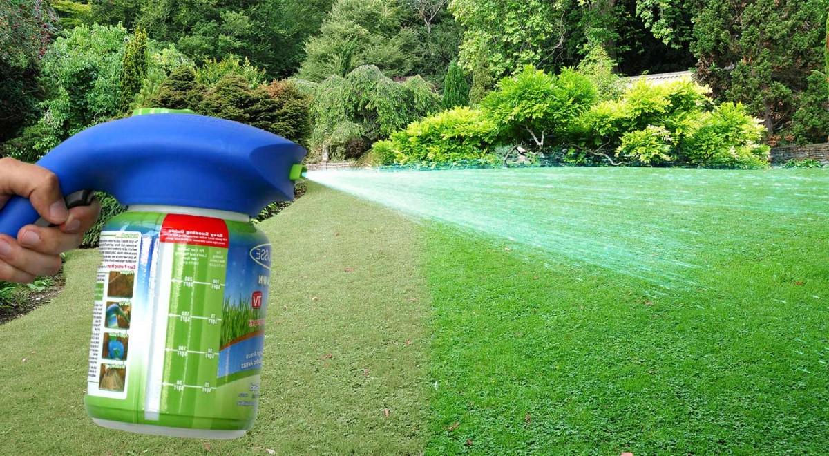 Жидкий газон что это такое