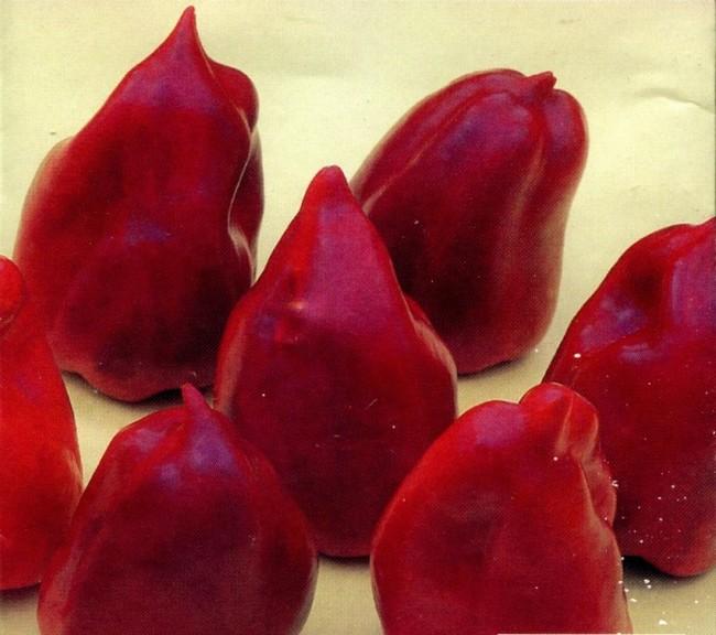 Семена перца болгарского лучшие сорта для теплиц с фото