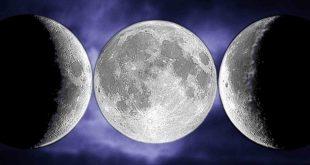 Убывающая луна в мае 2019 г когда с какого числа