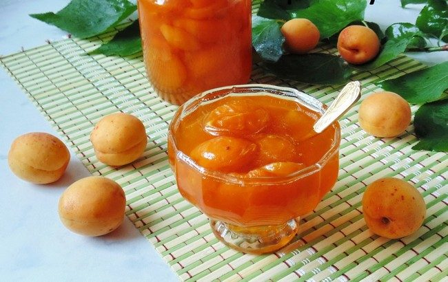 Варенье из абрикосов без косточек королевский рецепт