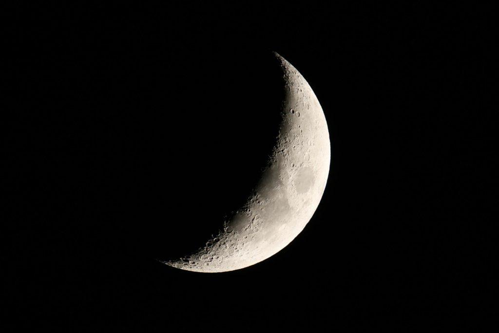 Растущая луна в июне 2019 г когда с какого числа