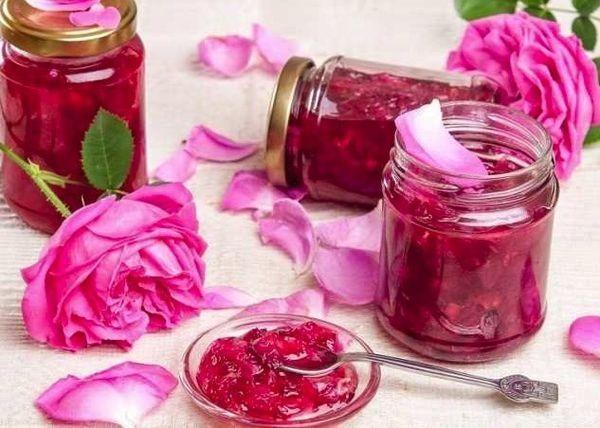 Варенье из лепестков розы в домашних условиях рецепт