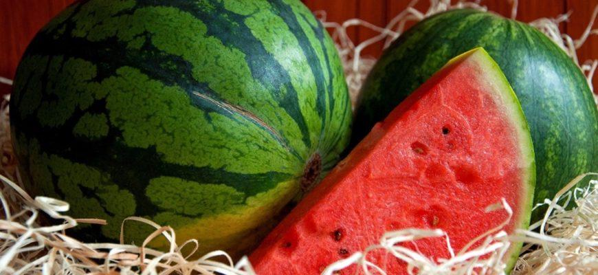 Чем подкармливать арбузы в открытом грунте