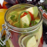 Салаты из кабачков на зиму: самые вкусные рецепты с фото