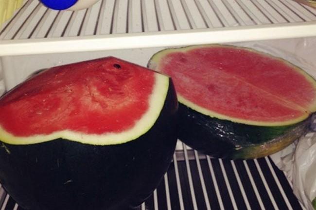 Сколько храниться разрезанный арбуз в холодильнике