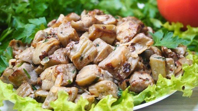 Жареные баклажаны рецепты быстро и вкусно
