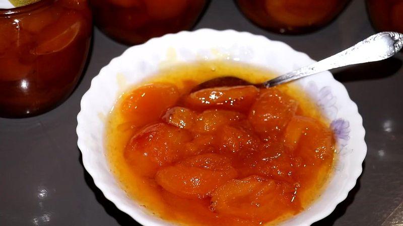 Варенье из абрикосов без косточек королевский рецепт на зиму