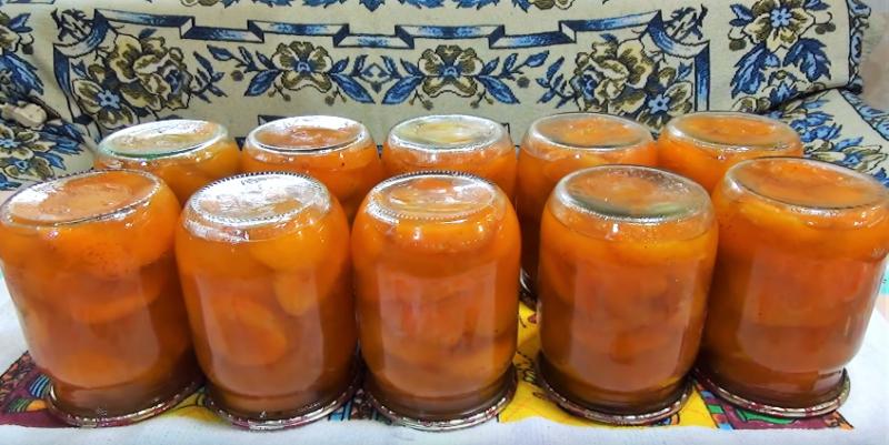 Как приготовить варенье из абрикосов без косточек