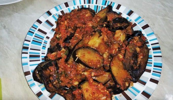 Баклажаны: рецепты быстро и вкусно тушеные
