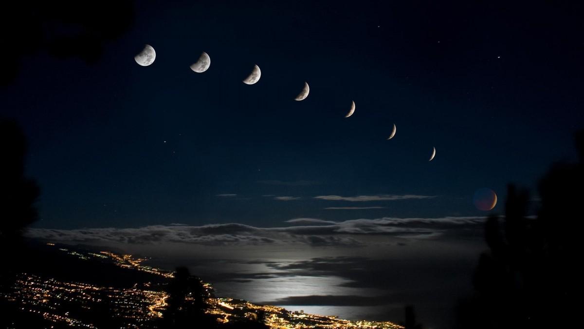 Фазы луны в сентябре 2019 года по дням для садоводов и огородников