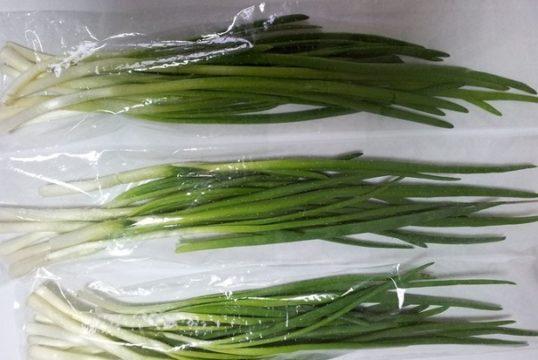 Как сохранить зелёный лук на зиму в домашних условиях