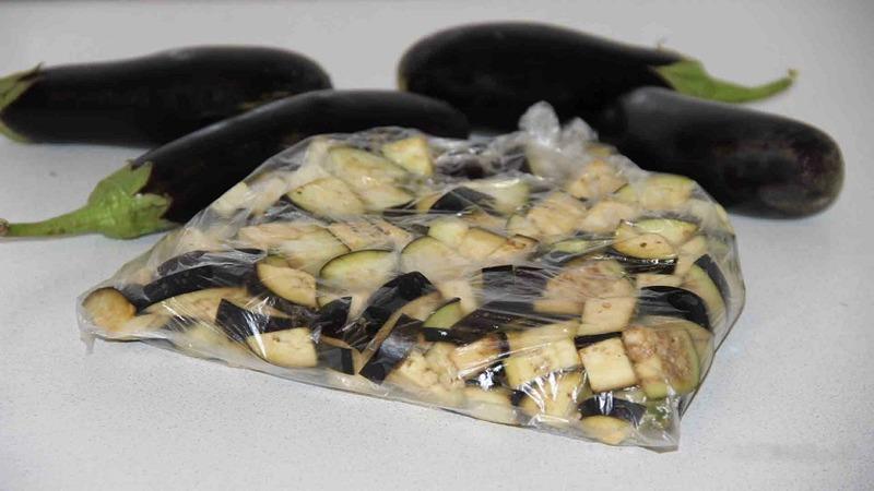 Как заморозить баклажаны на зиму свежими в домашних условиях