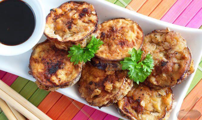 Баклажаны жареные: самый вкусный рецепт быстрого приготовления
